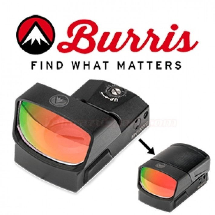 Visor reflex Burris Fastfire 4