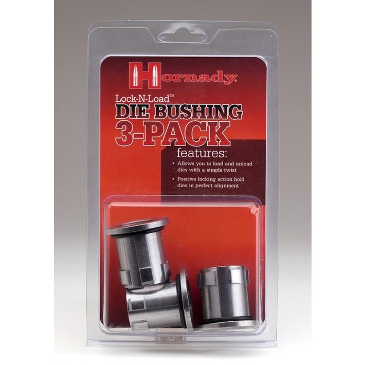 Bushings Hornady para prensa - 3 unidades