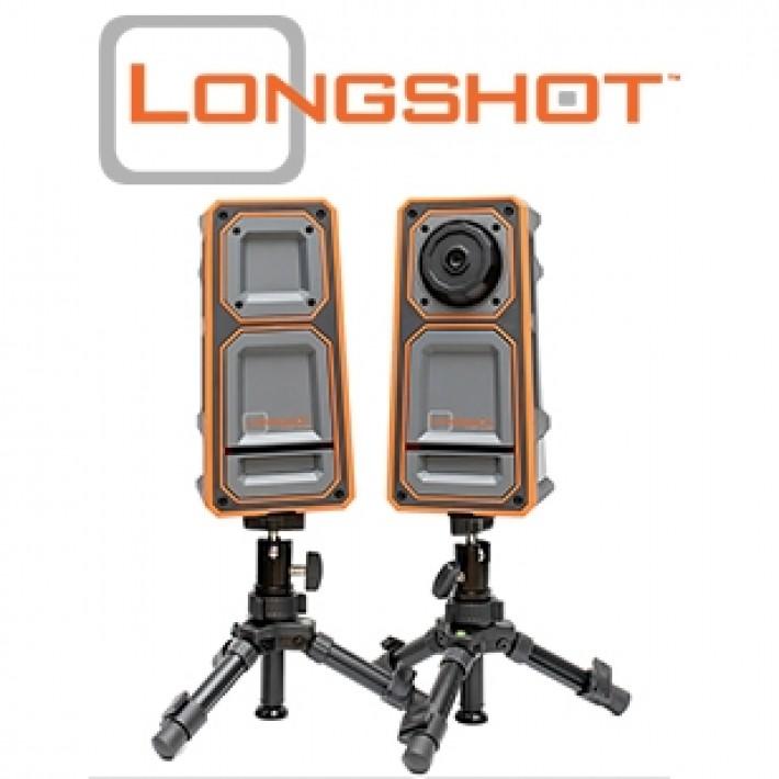 Cámara Longshot LR-3 2 Mile UHD para tiro a larga distancia