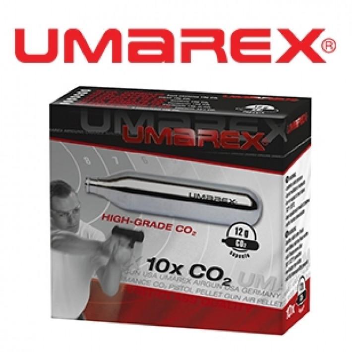 Cápsulas de CO2 Umarex 12g - 10 unidades