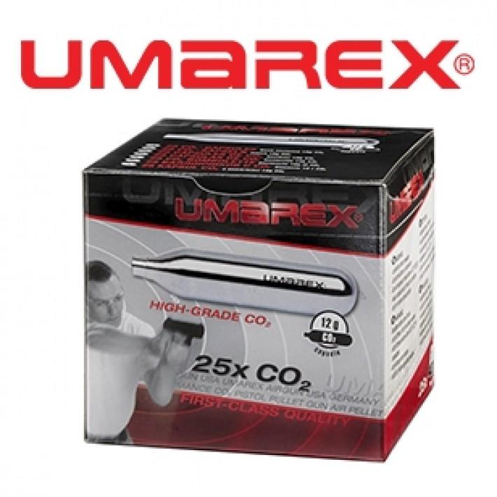Cápsulas de CO2 Umarex 12g - 25 unidades