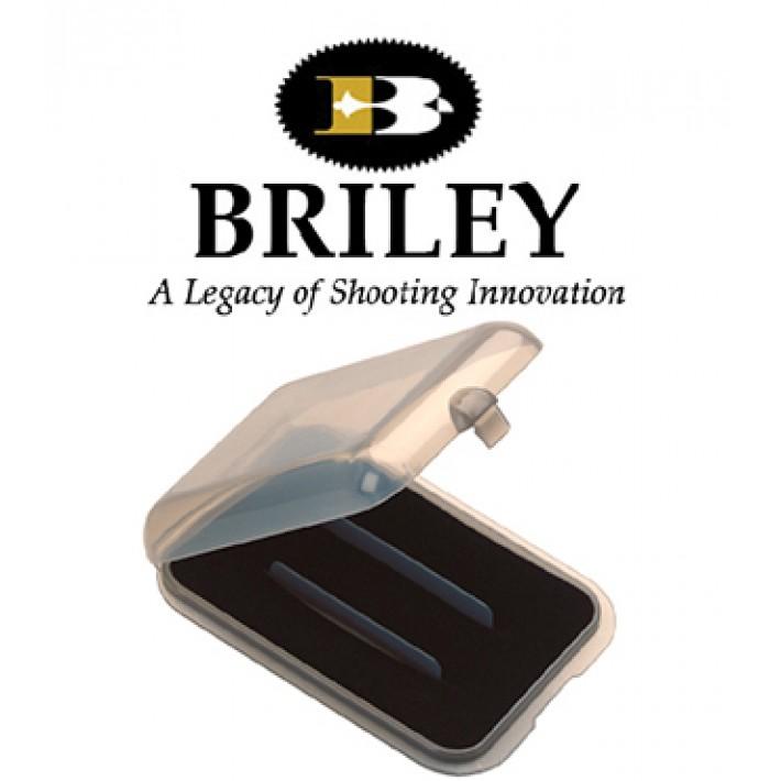 Caja Briley para 3 chokes cortos transparente