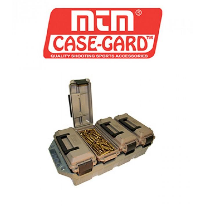 Caja para munición MTM 4-Can Ammo Crate