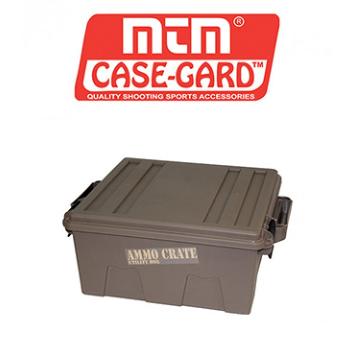 Caja para munición MTM Ammo Crate Utility Box ACR8