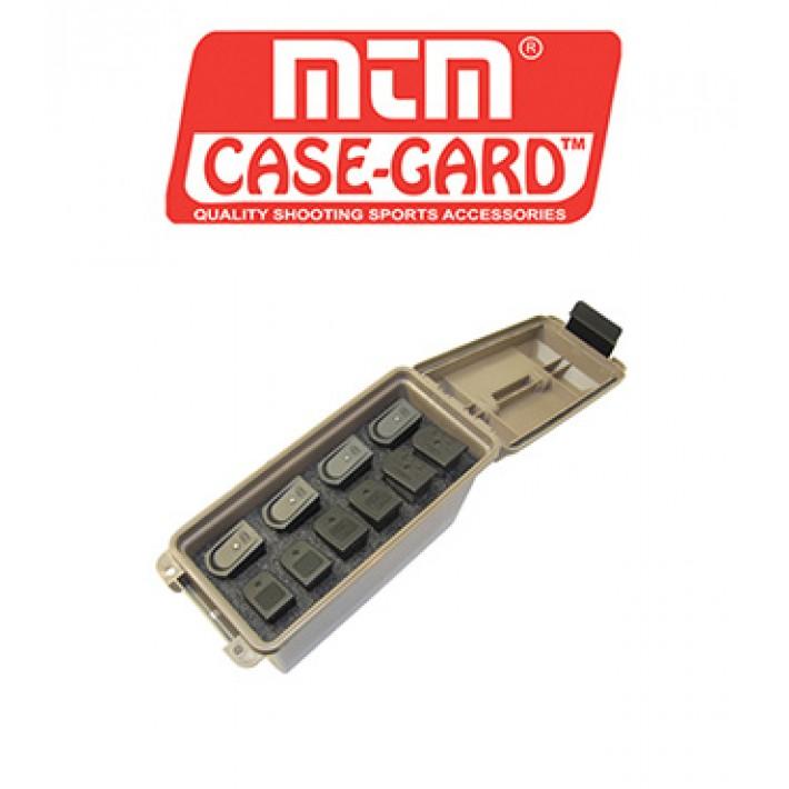 Caja para munición MTM Tactical Mag Can para 10 cargadores de arma corta