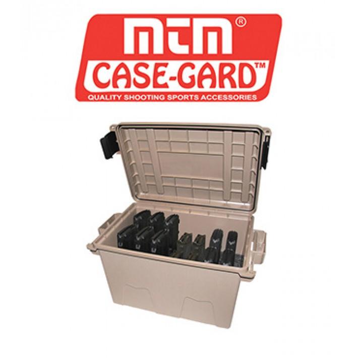 Caja para munición MTM Tactical Mag Can para 14 cargadores calibre .308