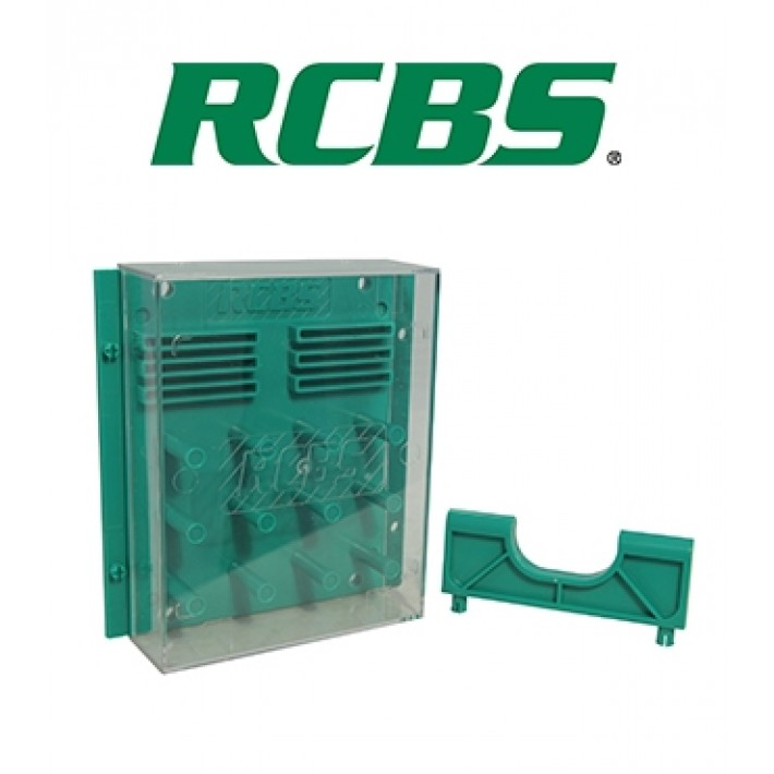 Caja RCBS para shell holder