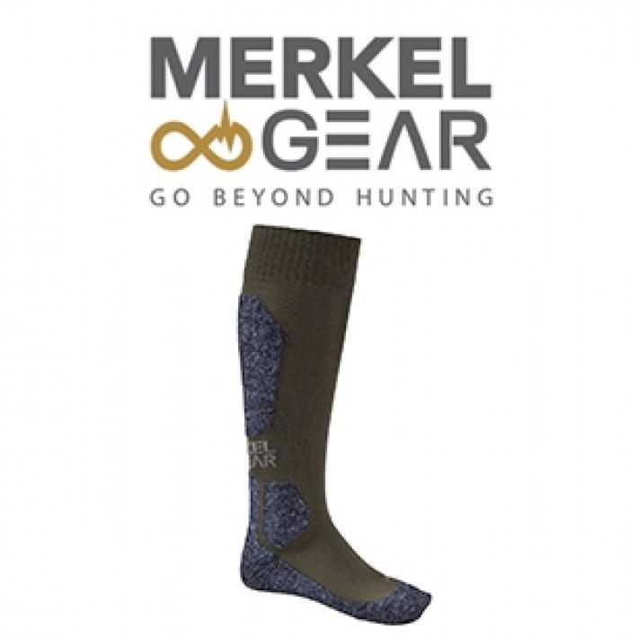 Calcetines Merkel Merino Largos