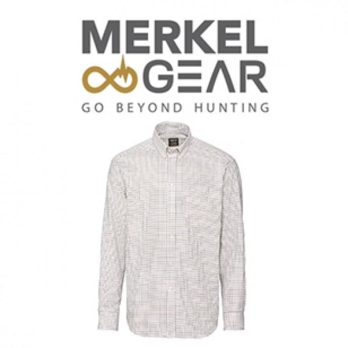 Camisa Merkel Clásica para hombre