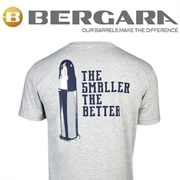 Camiseta Bergara Rimfire gris