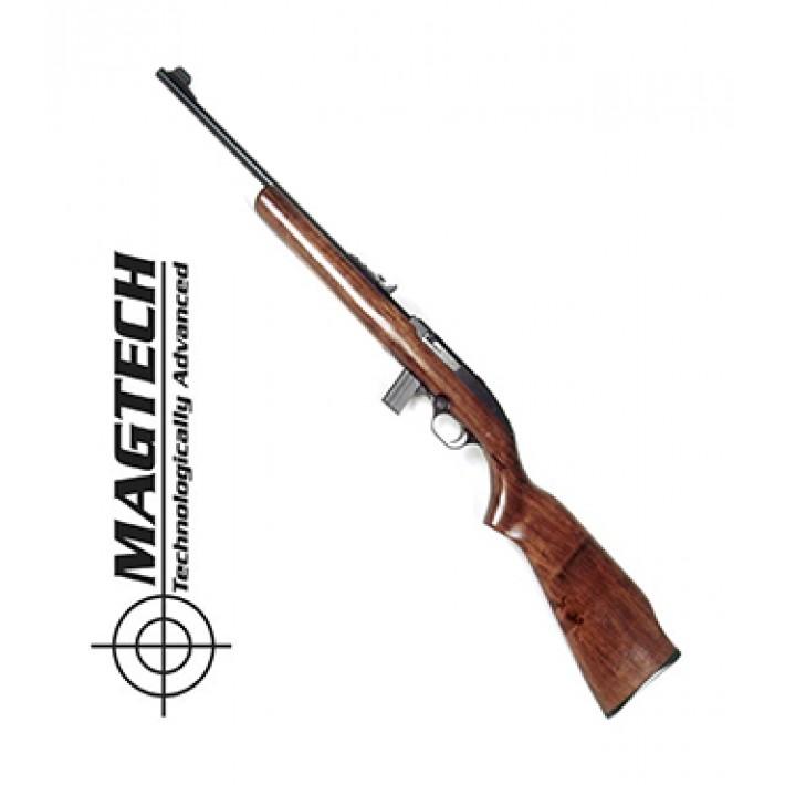 Carabina Semiautomática CBC Magtech 7022 calibre .22 LR