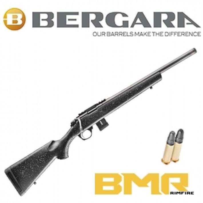 Carabina de cerrojo Bergara BMR Carbon