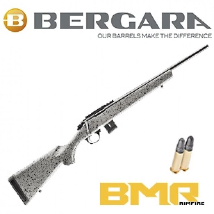 Carabina de cerrojo Bergara BMR Steel