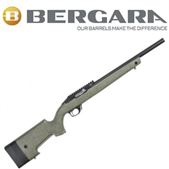 Carabina semiautomática Bergara BXR Green