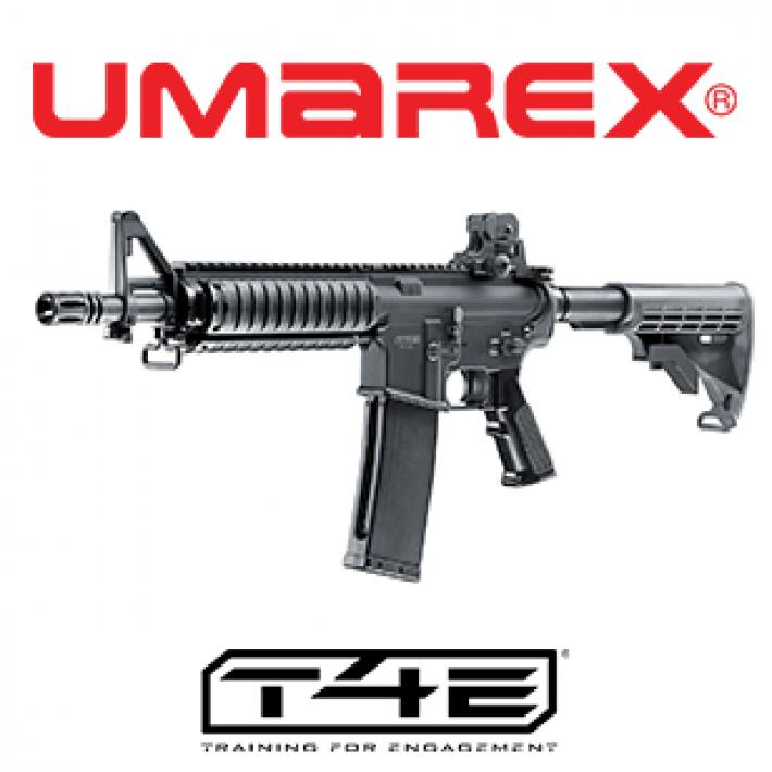 Carabina Umarex TM4 RIS T4E .43 Full Auto