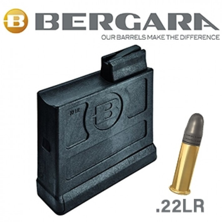 Cargador Bergara AICS de 10 cartuchos - .22LR