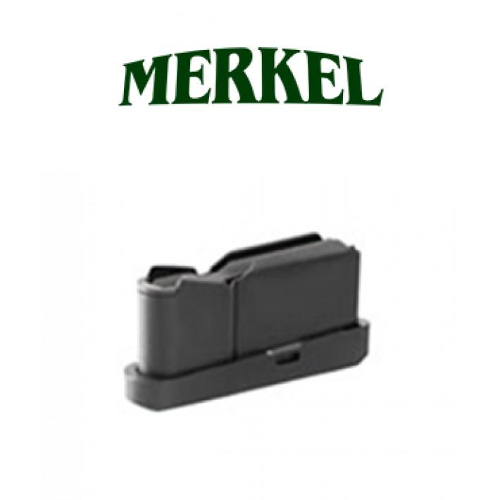 Cargador Merkel RX Helix de 3 cartuchos - Calibres estándar largos