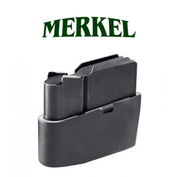 Cargador Merkel RX Helix de 5 cartuchos - Calibres estándar cortos