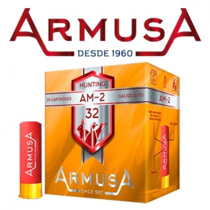 Cartuchos Armusa AM2 32 gramos