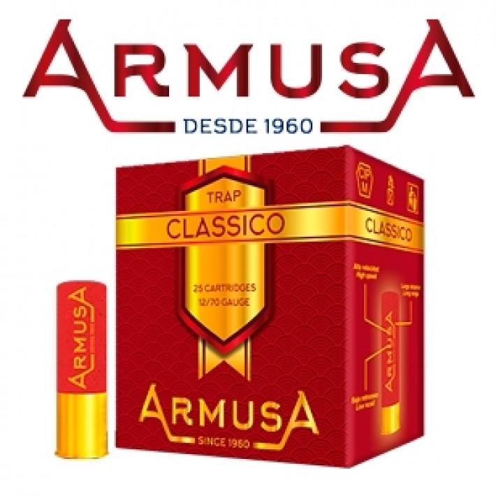 Cartuchos Armusa Classico 24 gramos