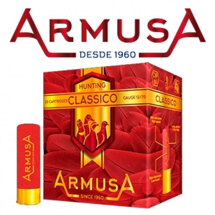 Cartuchos Armusa Classico 34 gramos