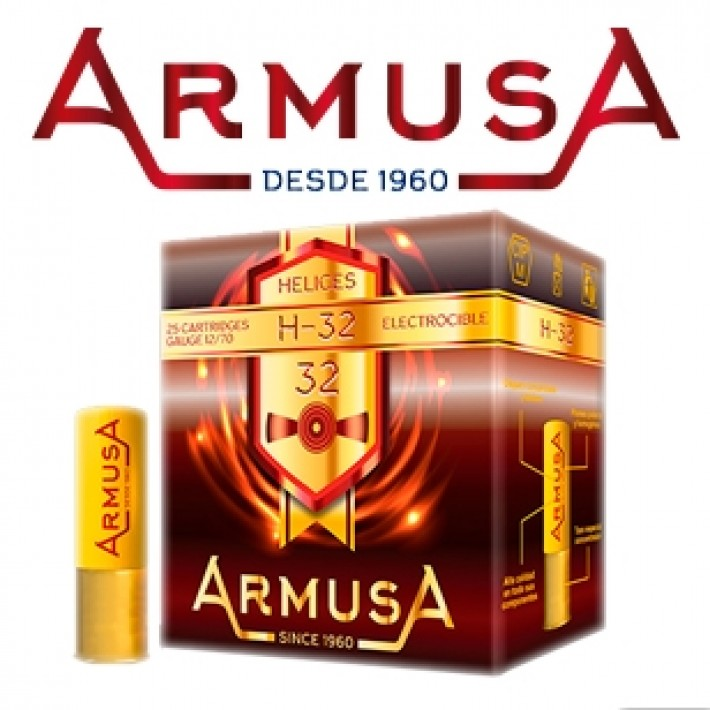 Cartuchos Armusa AM2 32 gramos