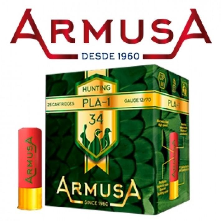 Cartuchos Armusa PLA-1 34 gramos