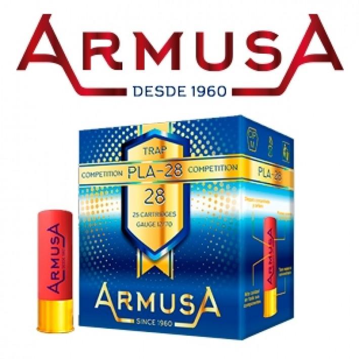 Cartuchos Armusa PLA-28 28 gramos