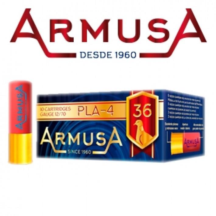 Cartuchos Armusa PLA-4 36 gramos