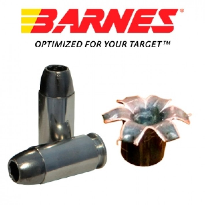 Cartuchos Barnes TAC-XPD .40 S&W 140 grains TAC-XP