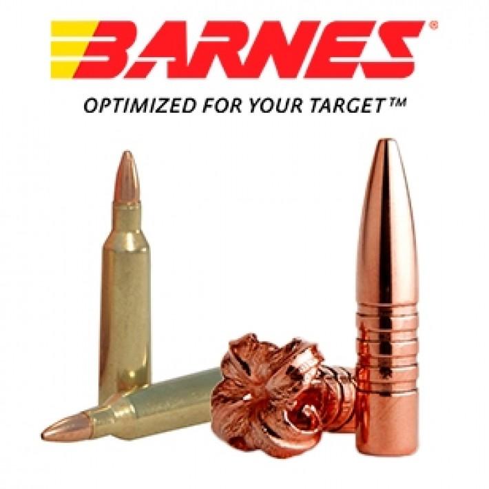 Cartuchos Barnes Vor-Tx .22-250 Remington 50 grains TSX