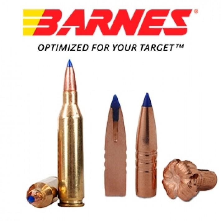 Cartuchos Barnes Vor-Tx .243 Winchester 80 grains TTSX