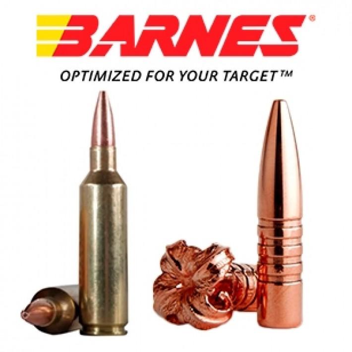 Cartuchos Barnes Vor-Tx .270 Winchester Short Magnum 140 grains TSX