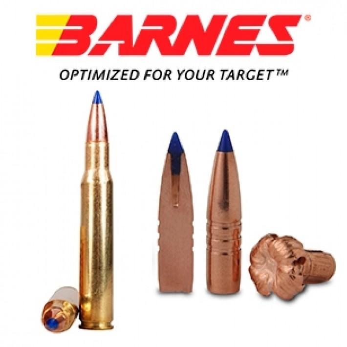 Cartuchos Barnes Vor-Tx .30-06 Springfield 150 grains TTSX