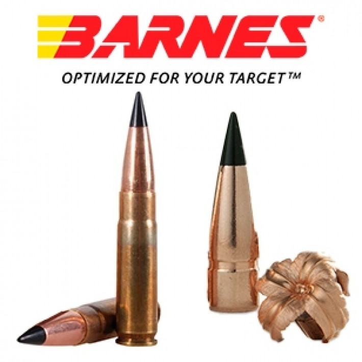 Cartuchos Barnes Vor-Tx .300 AAC Blackout 110 grains TAC-TX
