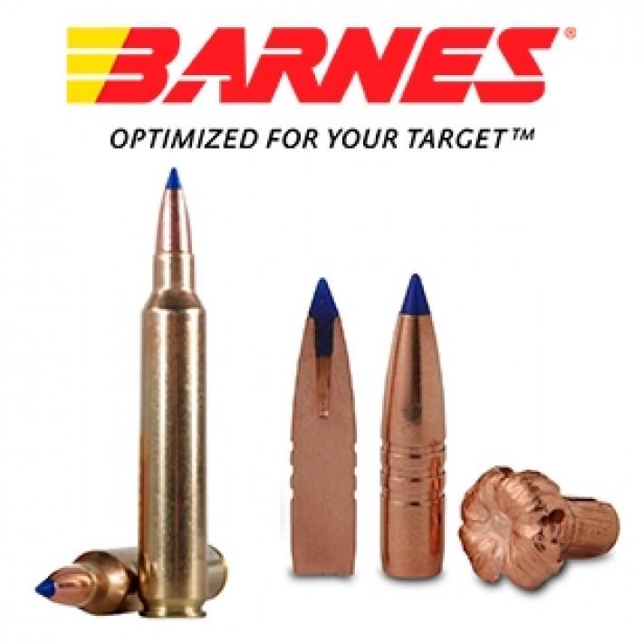 Cartuchos Barnes Vor-Tx .300 Remington Ultra Magnum 165 grains TTSX