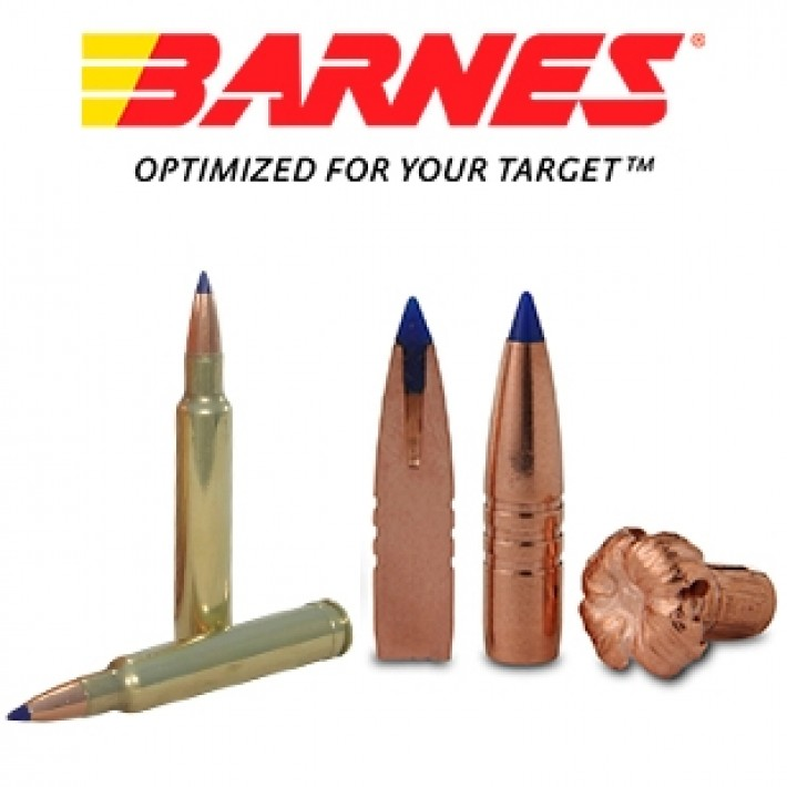Cartuchos Barnes Vor-Tx .300 Weatherby Magnum 180 grains TTSX