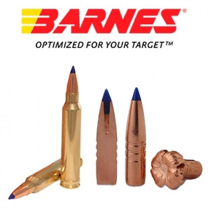 Cartuchos Barnes Vor-Tx .300 Winchester Magnum 165 grains TTSX