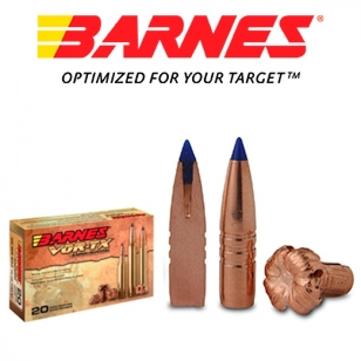 Cartuchos Barnes Vor-Tx .300 Winchester Magnum 180 grains TTSX