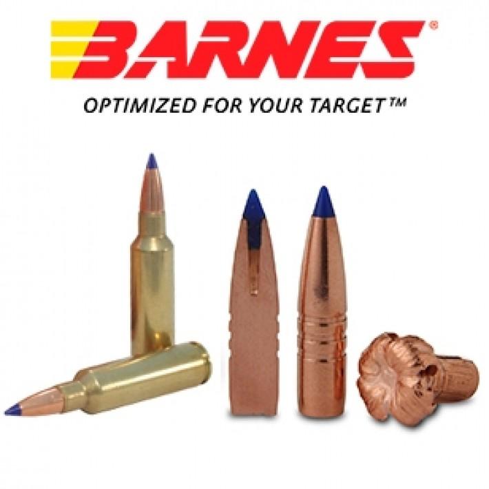 Cartuchos Barnes Vor-Tx .300 Winchester Short Magnum 150 grains TTSX