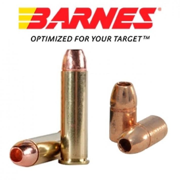Cartuchos Barnes Vor-Tx .357 Magnum 140 grains XPB