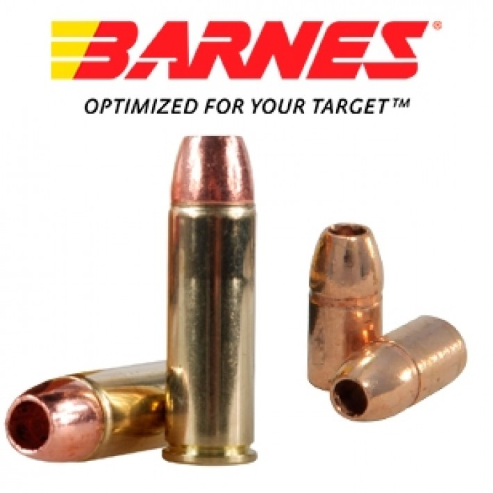 Cartuchos Barnes Vor-Tx .454 Casull 250 grains XPB