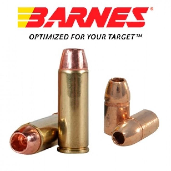 Cartuchos Barnes Vor-Tx .45 Colt 200 grains XPB