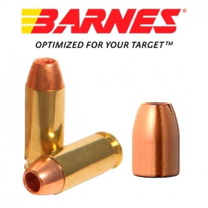 Cartuchos Barnes Vor-Tx 10mm Auto 155 grains TAC-XP