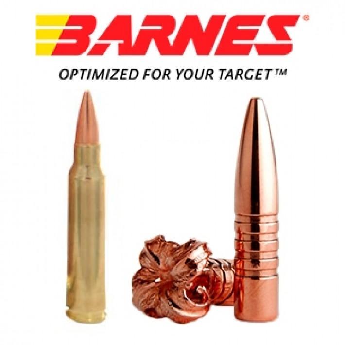 Cartuchos Barnes Vor-Tx 5.56x45 62 grains TSX