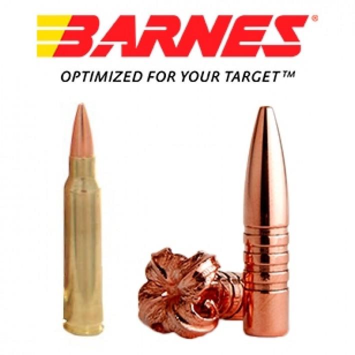Cartuchos Barnes Vor-Tx 5.56x45 70 grains TSX