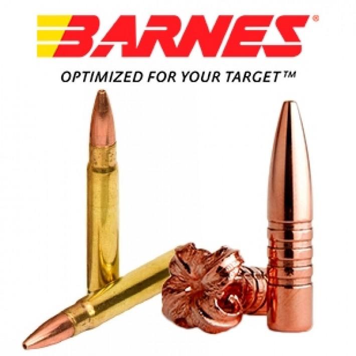 Cartuchos Barnes Vor-Tx 9.3x62 mm 286 grains TSX
