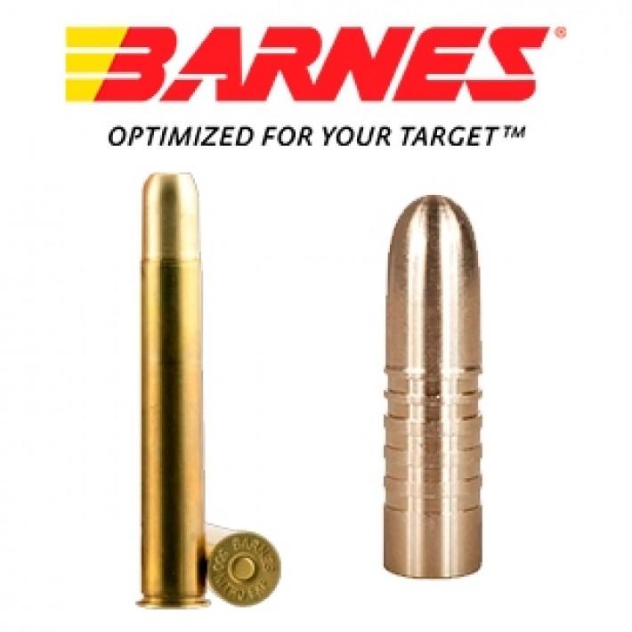 Cartuchos Barnes Vor-Tx Safari .500 Nitro Express 570 grains Banded Solid