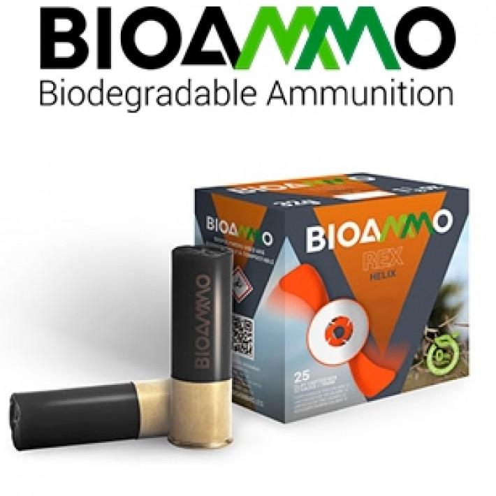 Cartuchos BioAmmo Rex Hélices 32 gramos