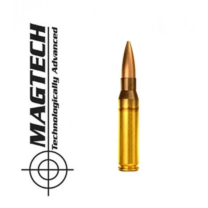 Cartuchos CBC Magtech .308 Winchester 168 grains HPBT